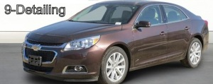 cHEVY MALIBU LT AFTER